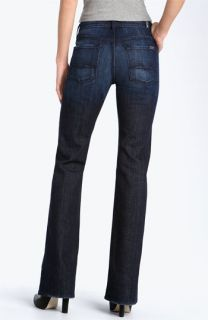 7 For All Mankind® Mid Rise Bootcut Stretch Jeans (LADK Wash)