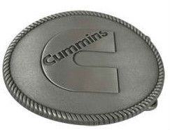 Cummins Engine Logo Rodeo BELT BUCKLE Dodge Ram 2500 3500 Pickup Truck