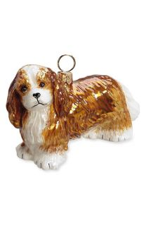 Joy to the World Collectibles Cavalier King Charles Blenheim Dog Ornament