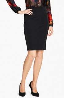 Ted Baker London Techno Stretch Pencil Skirt