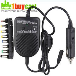 Universal Car DC Charger Adapter Power Supply for Notebook Laptop IBM