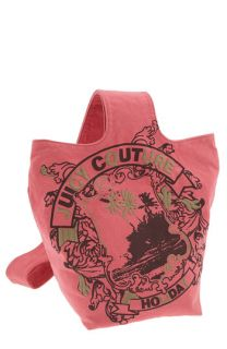 Juicy Couture The American Canvas Crossbody Bag