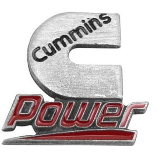 Cummins Power Engine Logo Emblem LAPEL Hat PIN Dodge Ram Truck Tie