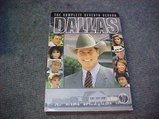 Dallas The Complete Seventh Season 7 DVD Set