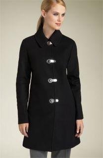 MICHAEL Michael Kors Clip Front Coat