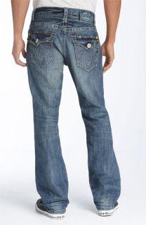 MEK Denim Straight Leg Jeans (New Oaxaca Wash)