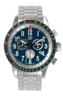 ESQ SWISS Beacon Mens Bracelet Watch