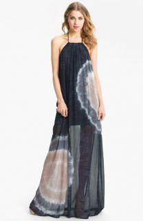 Young, Fabulous & Broke Gila Chiffon Maxi Dress