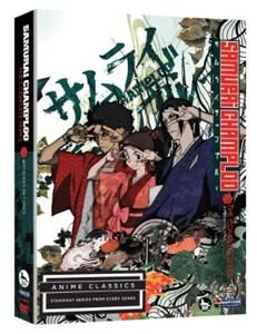 Samurai Champloo The Complete Series DVD Box Set Anime