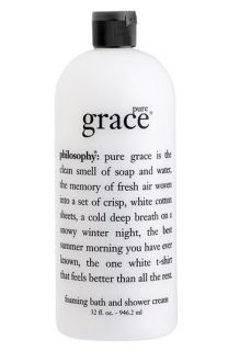 philosophy pure grace foaming bath & shower cream (value size) ($44 Value)
