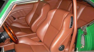 Mustang GTO Nova Muscle Car Pro Touring Custom Interiors