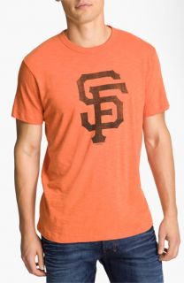 Banner 47 San Francisco Giants Crewneck T Shirt