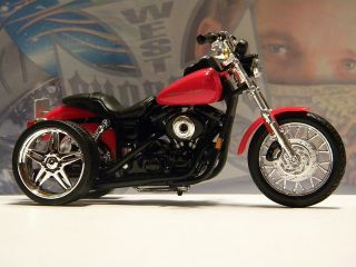 Custom Harley Davidson 2002 FXDX Dyna Super Glide Sport Trike 1 18