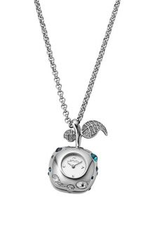 MARC BY MARC JACOBS Dexter Bauble Watch Necklace
