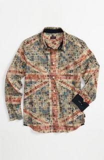 Paul Smith Junior Carter Woven Shirt (Big Boys)