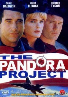 The Pandora Project DVD 1998 New Daniel Baldwin