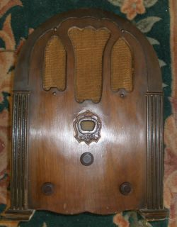 Crosley Radio Model 125 Cathedral