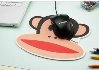 Paul frank julius PC Laptop Computer mouse mat mousepad pink_use