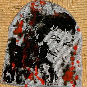 DiY The Walking Dead Beanie Daryl Dixon Zombies