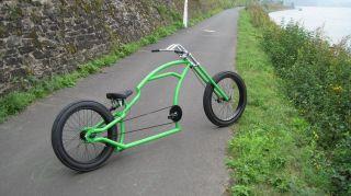 Chopper Bicycle Custom Built Beach Cruiser 7 Speed