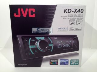 jvc kd x40 in dash digital media receiver w bluetooth ready ipod · 2002  crown victoria grand marquis factory wiring diagrams
