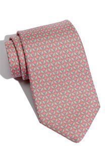 Salvatore Ferragamo Rabbit Print Silk Tie
