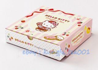 Hello Kitty Doughnut Donut Pretzel Cookie Mold Cutter for Playdough