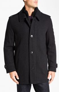 Marc New York by Andrew Marc Lloyd Wool Blend Coat