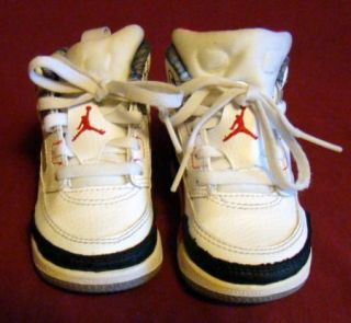 Nike Spike Lee Air Jordan Spizike Toddler 6C Sneakers ~ W/ Spike Lee