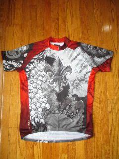 Primal Wear Mens Size XL Tattoo Bike Cycling Jersey