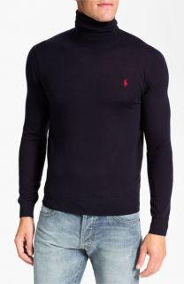Polo Ralph Lauren Classic Fit Merino Wool Turtleneck Sweater