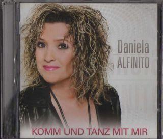DANIELA ALFINITO KOMM UND TANZ MIT MIR CD NEU