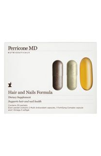 Perricone MD Hair & Nails Formula Dietary Supplement