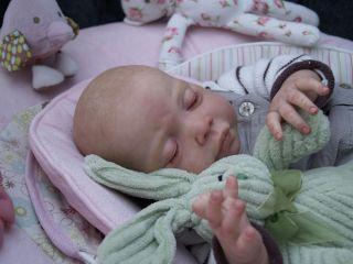 Precious Dreams Reborn LDC Prototype Danni Baby Doll