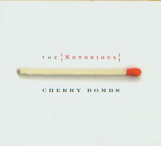 Cherry Bombs CD Vince Gill Rodney Crowell 602498623381
