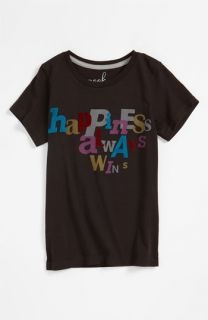 Peek Happiness Tee (Toddler, Little Girls & Big Girls)