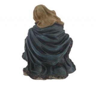 10 Piece Resin Nativity Set by Linda Dano