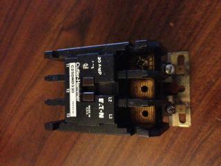Cutler Hammer C25DND330A Definite Purpose Contactor
