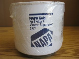 Napa Gold Fuel Filter Water Separator 3217
