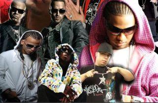 DVD Reggaeton Music Videos ft Daddy Yankee Arcange Plan B Calle 13