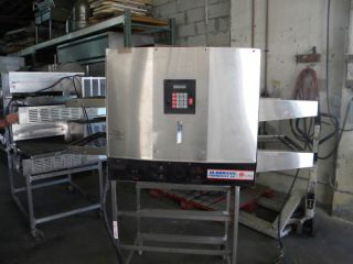 Middleby CTX Pizza Conveyor Oven Double Deck DZ33 Bake