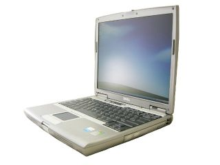 Dell Latitude D610 Laptop Intel Pentium M 1 86GHz 1GB 120GB WiFi XP