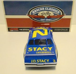 Tim Richmond 1982 JD Stacy 1 24 Buick Regal Old School Diecast