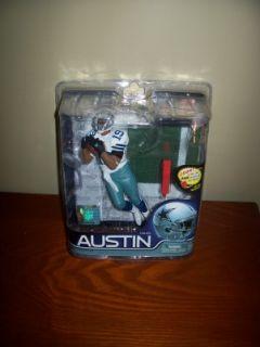 2011 Miles Austin Dallas Cowboys NFL 27 McFarlane Figure