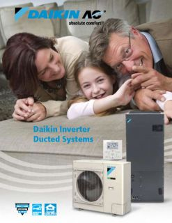 daikin rzq24pvju9 new central air conditioner heat pump system