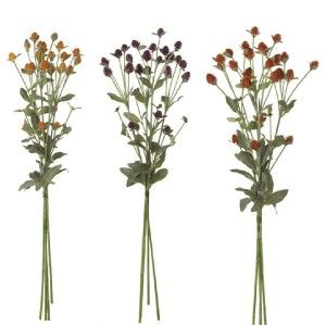 New RAZ 32 inch Mixed Clover Floral Stems for Decorating F3102139