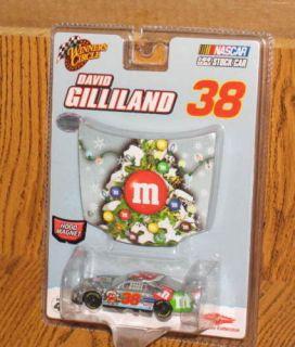 Diecast Car NASCAR David Gilliland Holiday Collection