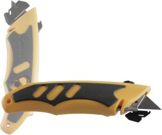 Knife New Tool Folding Pocket Cutter Gerber Utility Orange Transit 2