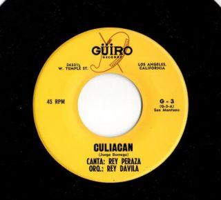 Salsa 45 REY PERAZA & REY DAVILA Culiacan/El Precio De La Vida Guiro
