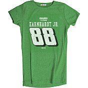 Dale Earnhardt Jr Ladies Varsity 2012 Tee Shirt